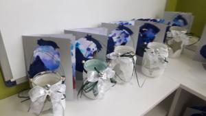 3.třída 20-21 - vánoční přání a výrobek