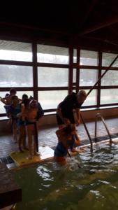 Plavecký výcvik | 18-19